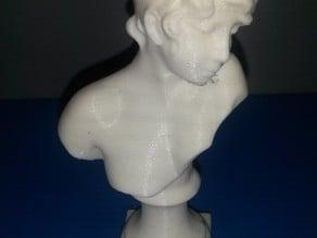 Sappho bust (Greek poet)