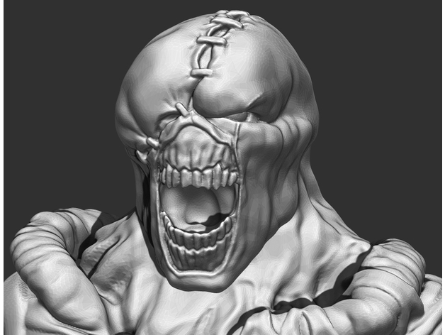 Makes For Resident Evil Nemesis By Artistwings Thingiverse