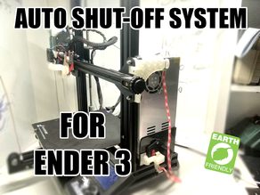 Ender 3 Auto Shutdown after print system