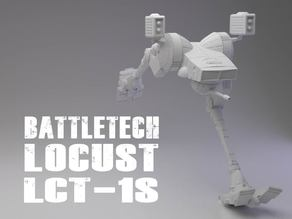 Locust LCT-1S