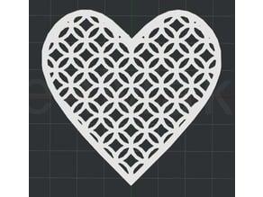 Heart - Pattern 1