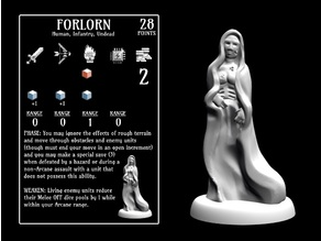 Forlorn (18mm scale)