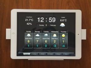 iPad Air wall mount