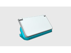 "(""NEW"") 3DS XL SHOW STAND (OPEN BACK)"