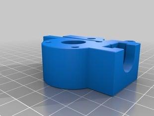 Makergear M2 Filament guide
