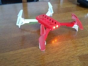 Drone Racer syma x5