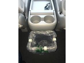 2017 Honda Odyssey garbage bag clips