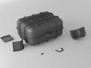 Modbox modular box