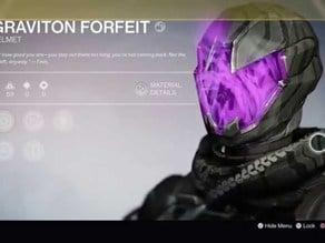 Graviton Forfeit- Destiny