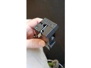 bondtech extruder  for mk3 with filament-sensor and cover
