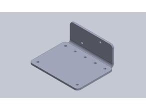Mounting board, top mount for Voltage Regulator