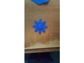 2D daisy