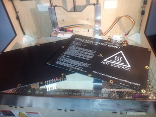 Replicator Platform Heater PCB