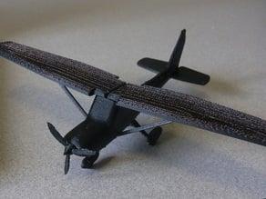 Cessna-like Light Aircraft Model