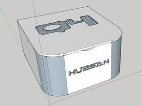 Hubsan Nano Q4 Estes Proto X quadcopter box