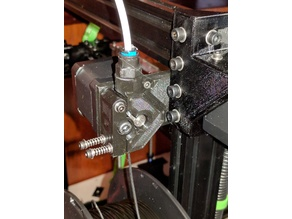 D-Bot Fully-Supported Extruder