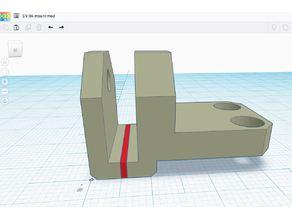 SN-04 Mount for Tevo Tarantula Dual Extruder