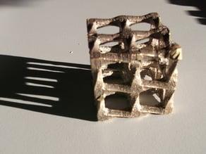 cube casting