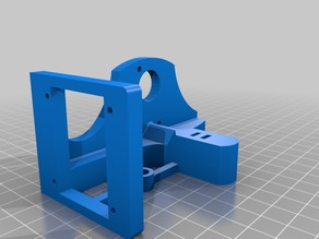 PrintrBot Jr. v1 Y-Axis remake