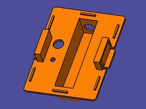 DIY OrangeRX Modul to FrSky Taranis