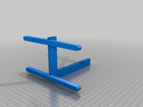 Plywood panel stand/holder