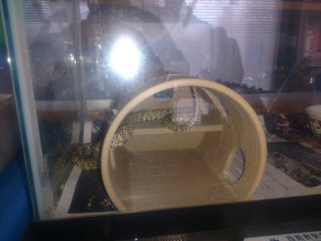 Snake Shed and Hide Round House