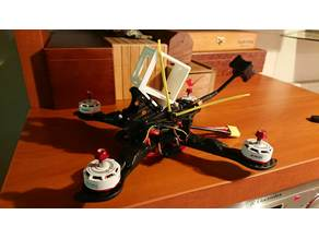 flip with runcam3 for iFlight Transframe X5 frame :)