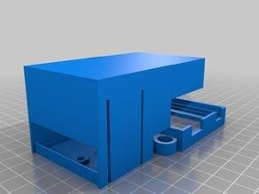 3dpBurner electronics mounts & cooler box