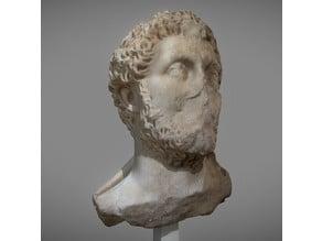Bust of a Roman Grammarian