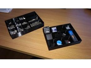 Parametric compartment box V1