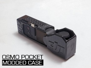 Osmo Pocket Case + Cap