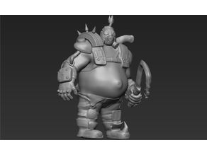 Roadhog from Overwatch