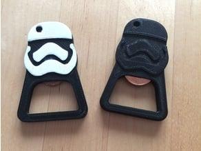 Bottle opener Stormtrooper (U.S. penny)