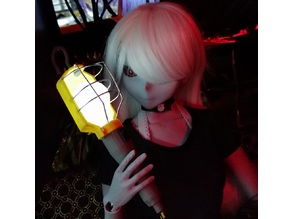 1/3 Scale Work Light for BJD Dolls