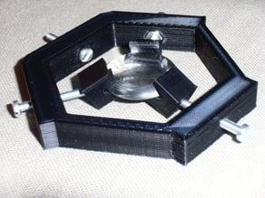 Lens/optic holder