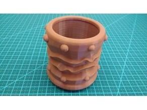 Dice Cup - Fixed Slic3r