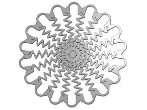 Headphone Snowflake Ornament