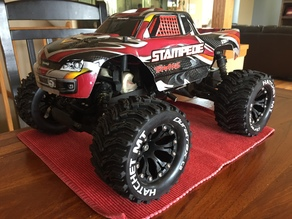 Traxxas Nitro Stampede E-conversion Kit