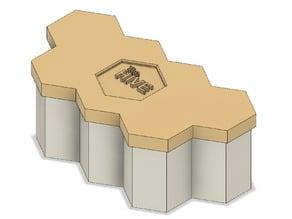 Hive 3D printed box