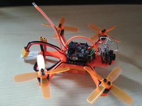Brushless Micro Quadcopter