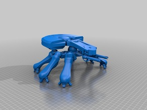 HANKA Robotics - T08A2 Assault Tank (Spider)