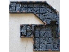 Wyvern Tiles Basic Set (Cobblestone)