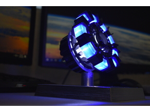 Arc Reactor Mark 1