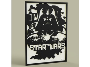StarWars DarthVader BobaFett Stormtrooper