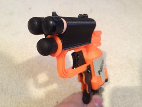 Nerf Jolt EX-1 Dart Holder (One or Two Darts!)