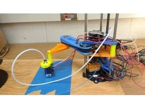 MPSCARA: Mostly Printed SCARA Robot