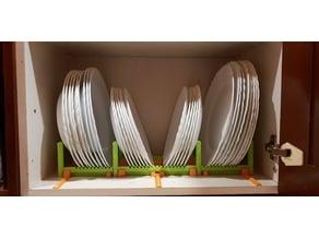 Dinner Plate Holder (modular)