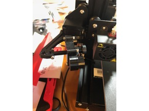 Ender 3 IR Pi Camera Mount