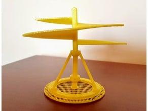 Aerial Screw (Leonardo Da Vinci)