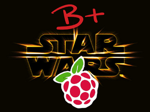 Starwars Raspberry Pi cases for B+ | 2 | 3
